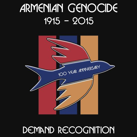 Armenian Genocide 100 Year Anniversary Peace Dove by Samuel Sheats on Redbubble available on apparel and merchandise. #armenia #armenian #genocide #activism #humanrights #anniversary