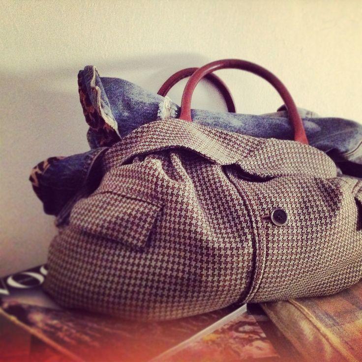 Vintage Neck set Bag