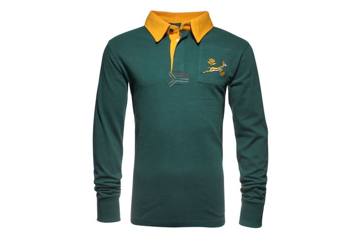 Vintage South Africa rugby shirt