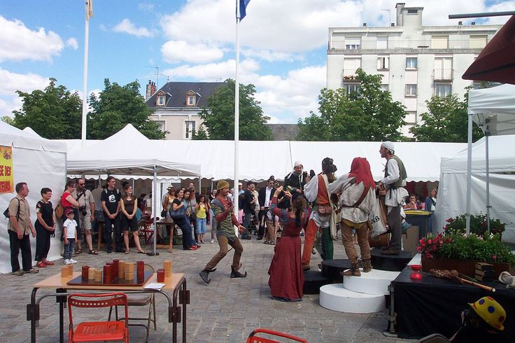 The Festival Ludique International de Parthenay, otherwise known as the Festival de Jeux or FLIP, is a games festival held in the town of Parthenay in western France.