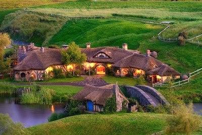 Hobbiton, #NZ.
