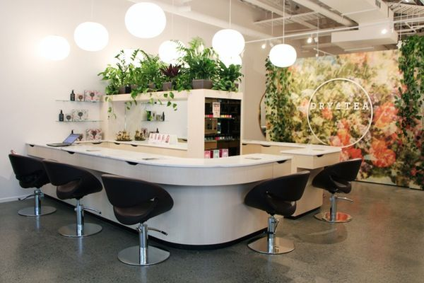 Dry & Tea is an award winning Blow Dry Bar / Tea House backed by a full cut/colour menu making it the ultimate place to experience affordable luxury.