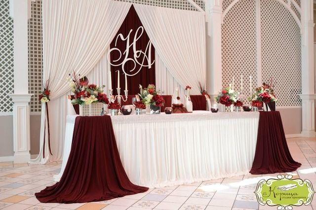 цвет марсала свадьба оформление: 79 тис. зображень знайдено в Яндекс.Зображеннях