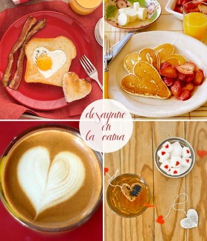 elige tu desayuno