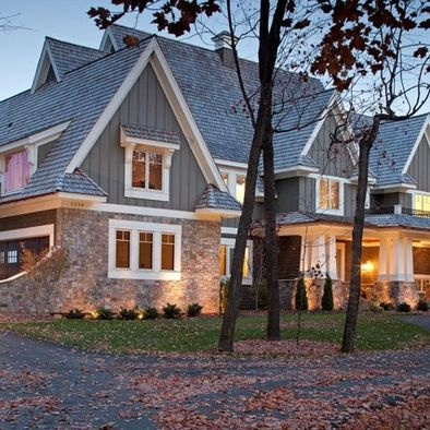 21 best images about brick and beams on pinterest for Brick and stone exterior ideas