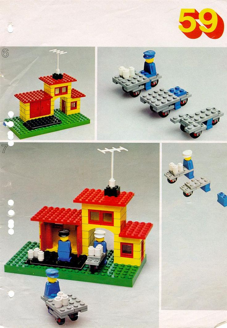 The 3248 best lego images on pinterest legos lego building and view lego instructions for building ideas book set number 222 to help you build these lego sets malvernweather Images