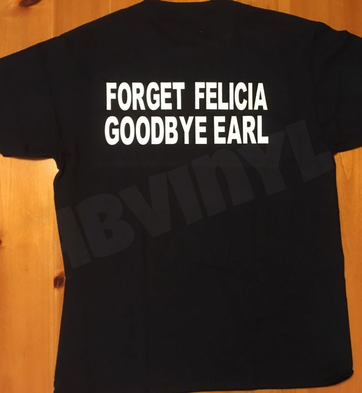 A personal favorite from my Etsy shop https://www.etsy.com/listing/465344533/forget-felicia-goodbye-earl-dixie-chicks