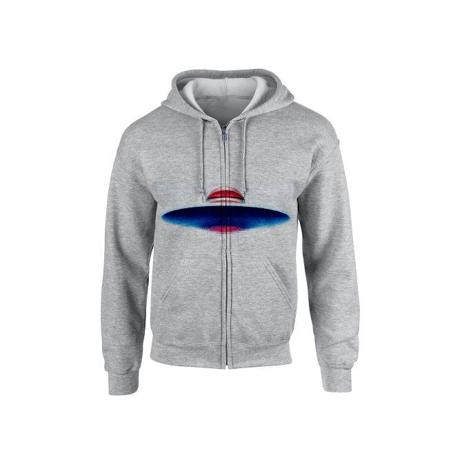 UFO Hooded Sweat Jacket.