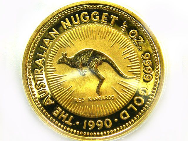 Australian Kangaroo 1990