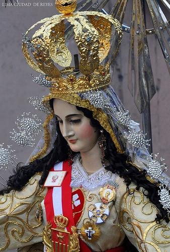 Virgen de las Mercedes - Perú