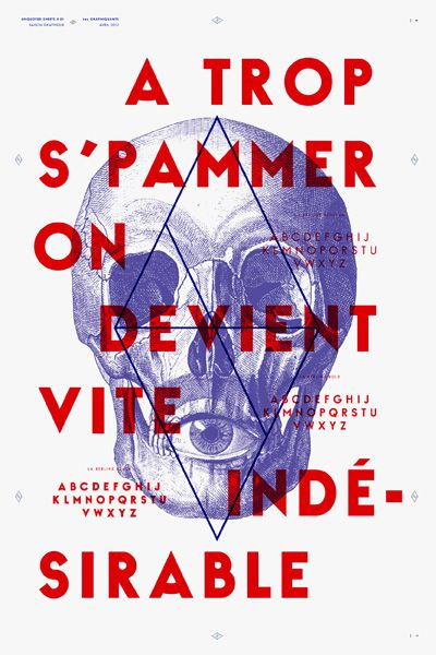 ©les graphiquants - Berline Grotesk Type - #types #font #graphic #design #typographie #Berline #Grotesk