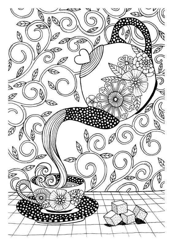 Best 7 coloring book - various images on Pinterest | Malvorlagen ...