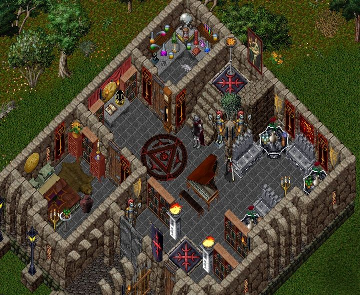 17 best images about ultima online houses on pinterest for Online house tours