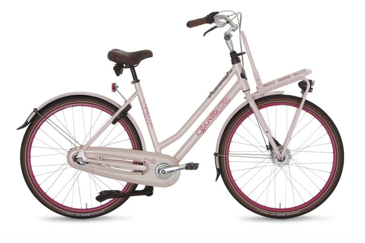 Gazelle Miss Grace T7 - Lifestyle transportfiets - Gazelle.nl