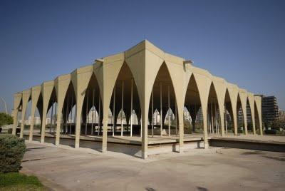 Oscar Niemeyer, Expo, Tripoli