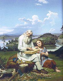 Kalevala kuvataiteissa – Wikipedia