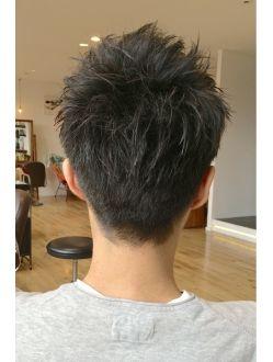 ヘアーサロン ビコ 札幌駅前店(hair salon bico)『ハサミで作る!ソフトモヒカンスタイル』藤山将太
