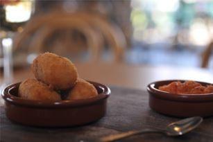 Chorizo & Manchego Croquettes