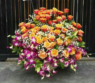 Tips Memilih Bunga Hiasan Meja Untuk Lebaran