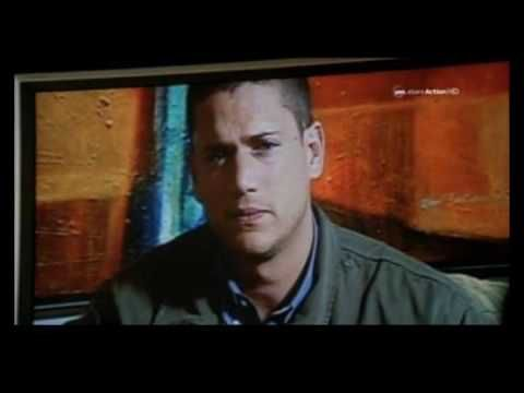 Michael Scofield's message to Sara and Linc This episode... Today is July,18,2015. My heart is literally broken and I've been balling my eyes out for the last half hour. This scene is gut wrenching and Prison Break is by far the SADDEST & BEST TV SHOW IVE EVER SEEN. A Sad,Beautiful,Tragic end and Farewell to The Selfless,Loving,Incredible Michael. RIP Michael Scofield.