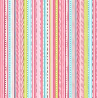 Flo Garden Stripe, materiale