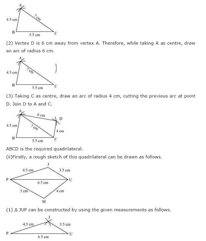 22 Practical Geometry Class 6 Worksheets Ncert Solutions For Maths Class 8 Chapter With Images Mathematics Worksheets Free Printable Math Worksheets Word Problem Practice