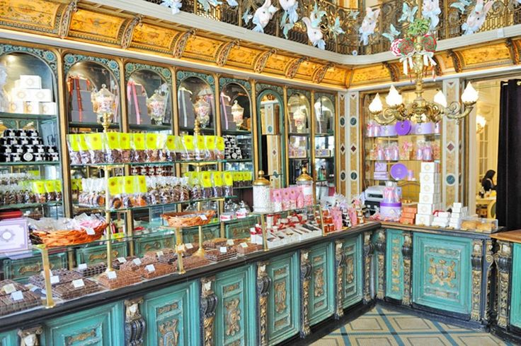 The ten most beautiful candy shops lille best champagne and most beautiful - Boutique design lille ...