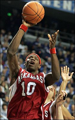 arkansas basketball ron brewer | NBA Draft 2006 | Prospect Previews | A - D | THE OFFICIAL SITE OF THE ...