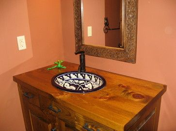Mexican Batrhroom | Bathroom Sinks By Mexican Traditions