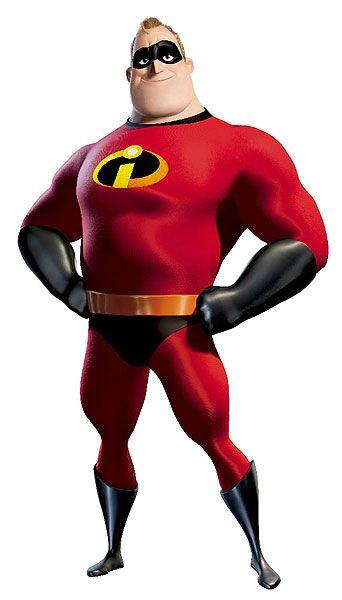 Mr. Incredible - Bob Parr - The Incrdibels