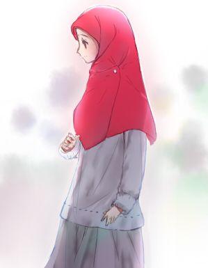 Hijab by sharaps on DeviantArt