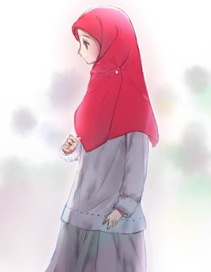 Hijab by sharaps on DeviantArt