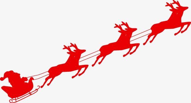 Reno, Navidad, Regalo PNG y Vector