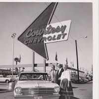 Image result for early chevrolet dealership photos