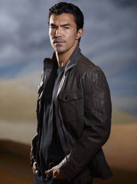 Ian Anthony Dale from the event