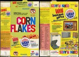 quaker cereal - Google Search
