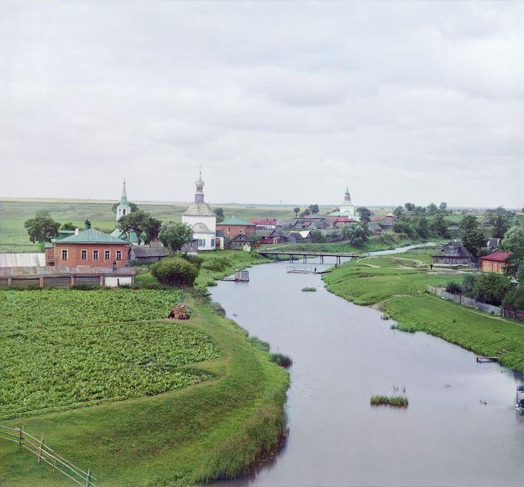 Редчайшие цветные фотографии Российской империи начала XX века   Блог Екатерина II   КОНТ