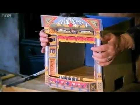 Victorian Christmas - Make Your Own Victorian Toy Theatre
