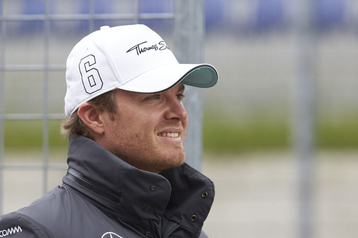2015 Austria Testing Tuesday Nico Rosberg
