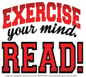 Collaborative Summer Library Program – 2016 Adult Program: Exercise Your Mind. Read!