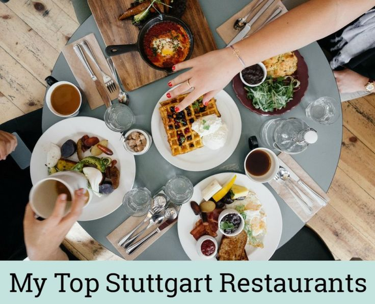 My Top Stuttgart Restaurants - Thai, Indian, pizza and more in Stuttgart, Germany - Kaffee und Kuchen | www.kaffeeundkuchen.co