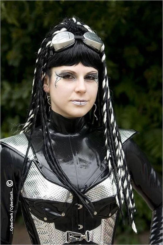 41 Best Images About Cyberpunk On Pinterest Cybergoth