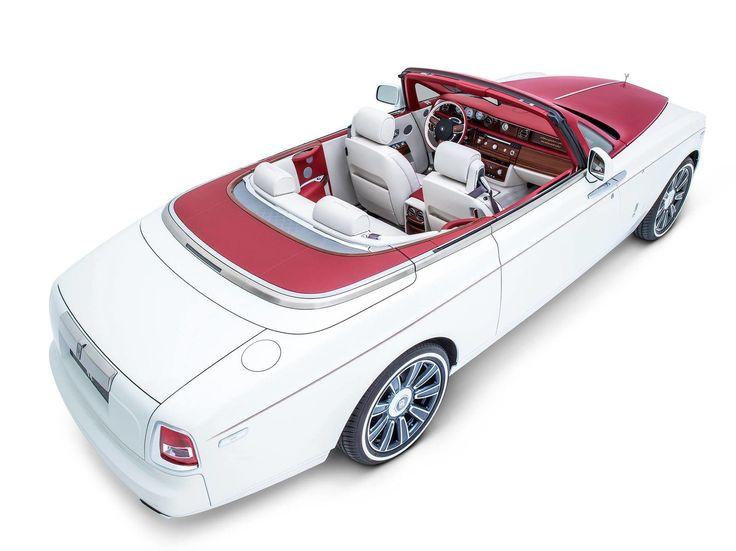 2017 Rolls-Royce Phantom Drophead Coupe Inspired By Desert Rose
