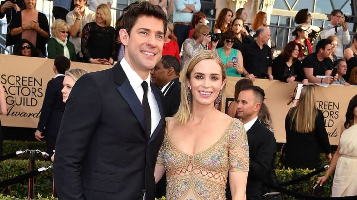 If there's a best husband award, John Krasinski just earned it with these comments