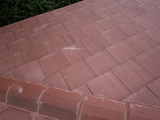 Best 9 Best Boral Saxony 900 Slate Red Blend Tile Roof 400 x 300