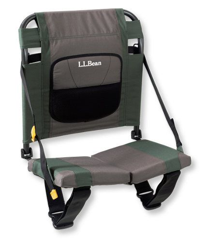 Sit Backer Canoe Seat: Carts and Outfitting | Free Shipping at L.L.Bean