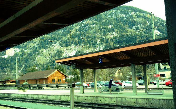 Bahnhof Ötztal