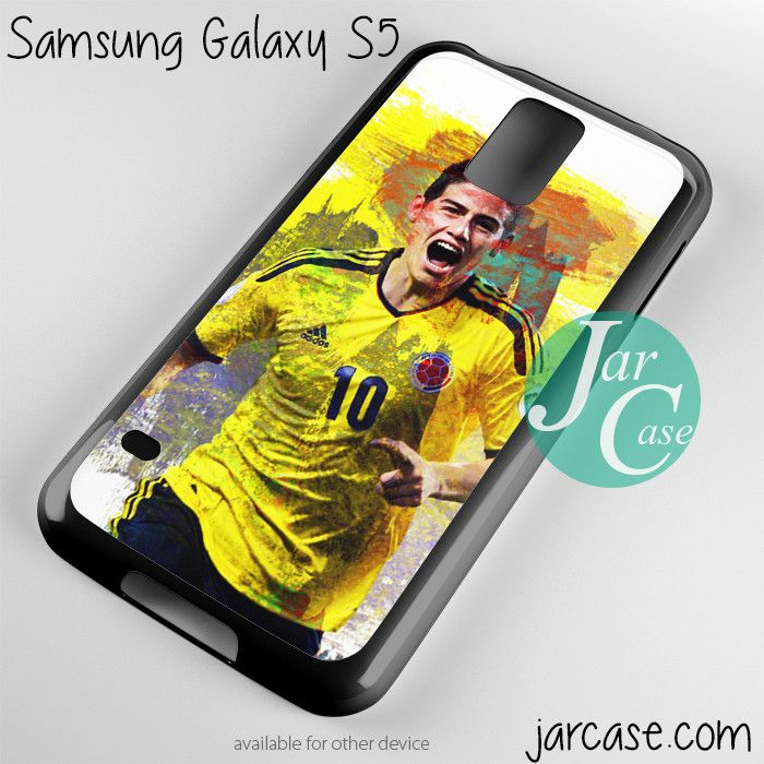 James Rodriguez Football Player Phone case for samsung galaxy S3/S4/S5