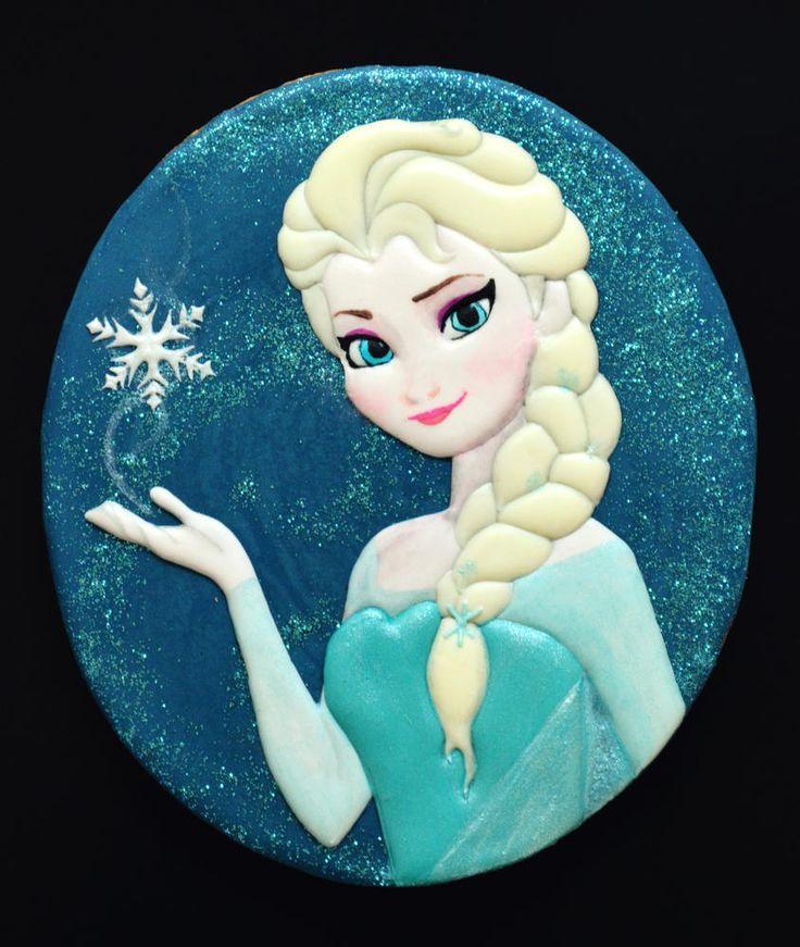 Frozen -Elsa | Cookie Connection