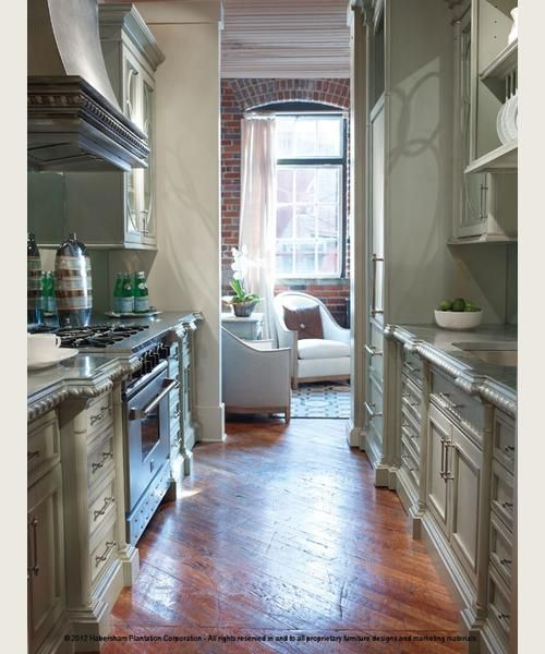 72 Best Galley Kitchens Images On Pinterest